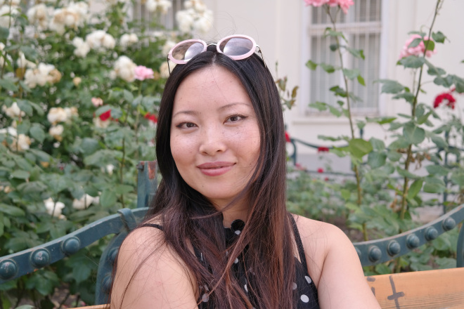 Meet Women of Vienna: Dina Lee