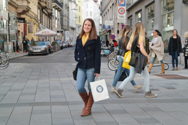 Meet Women of Vienna: Michelle